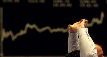 Entspannter Börsianer: Der Dax hat 2005 rund 27 Prozent zugelegt