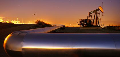 Ungebremster Sinkflug: Der Ölpreis fällt und fällt - und ist mittlerweile fast bei 62 Dollar angelangt