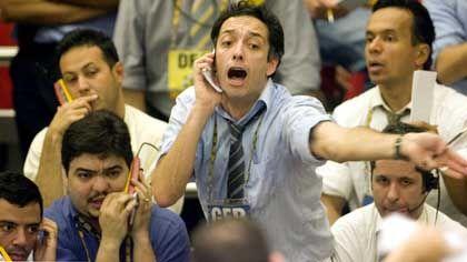Händler in Aufregung: Die Aktienkurse geraten weltweit unter Druck