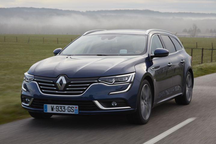 Renault-Topmodell Talisman: Die Franzosen halbieren ihr Angebot an Diesel-Motoren