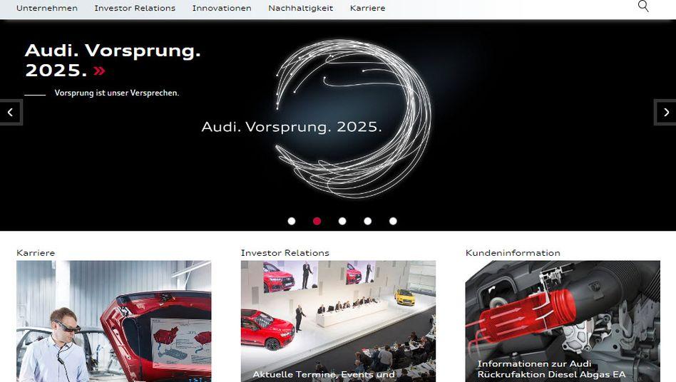 Einziger Autobauer in der Top 5: Audi