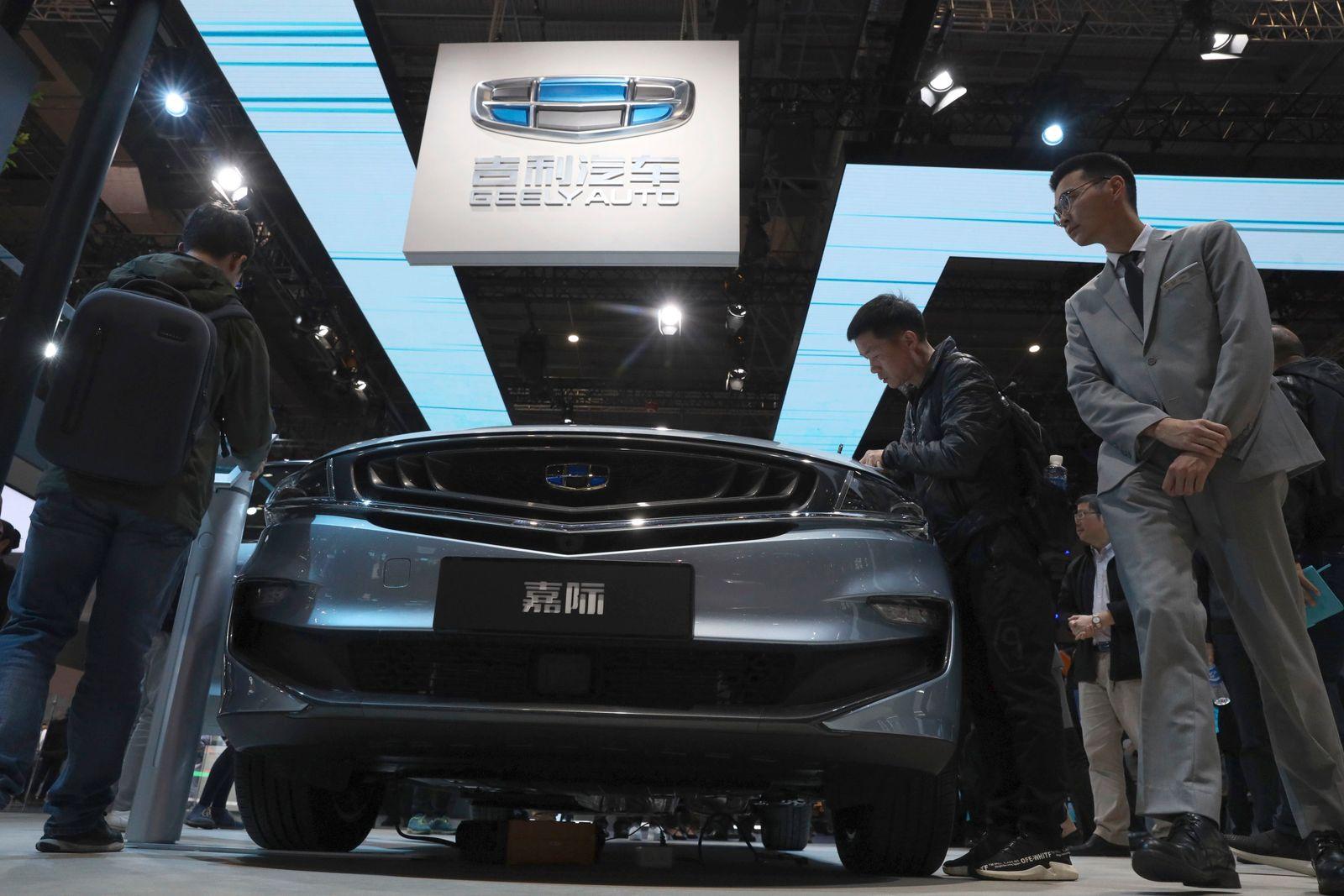 China Electric Car Venture
