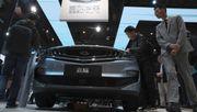 """Geely und Baidu wollen """"intelligente"""" Elektroautos bauen"""