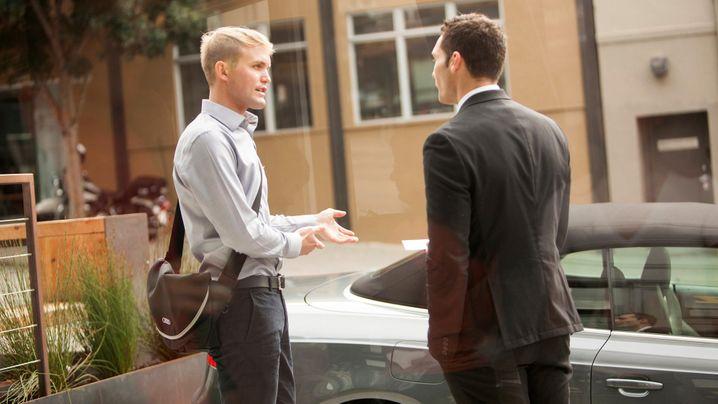 Vom Concierge vor die Haustür gestellt: Audi On Demand