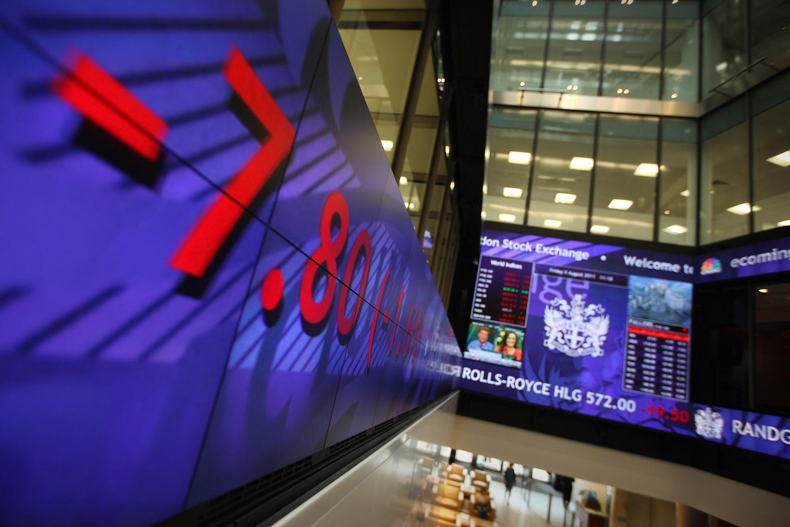London/ Börse