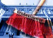 """Weggefegt: Vorstände und neue Eigner zocken per Squeeze-out - englisch für """"Herausquetschen"""" - Kleinaktionäre ab"""