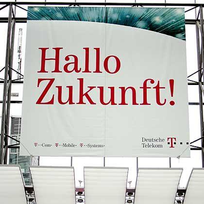 Neue Strategie: Telekom-Chef Obermann will die Mobilfunk- und Festnetzsparte enger miteinander verzahnen