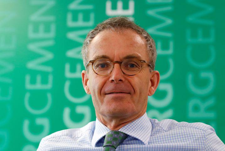 ... Bernd Scheifele an der Spitze des Dax-Konzerns HeidelbergCement.