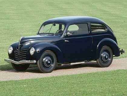 1939: Ford Taunus