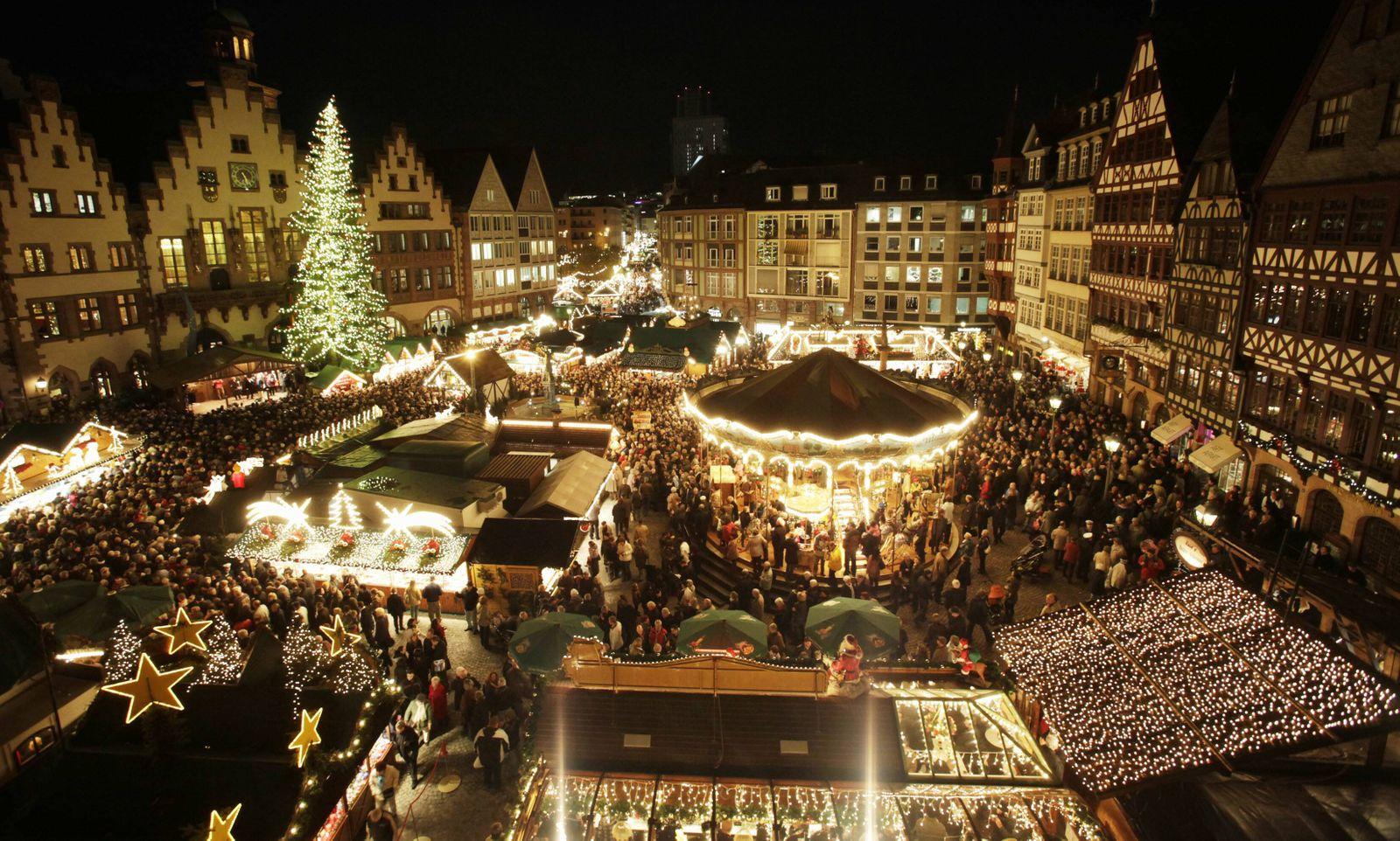 NICHT VERWENDEN Weihnachtsbeleuchtung trotz Krise