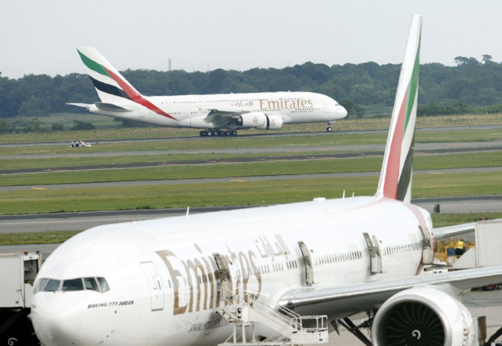 Emirates Airline / Flugzeuge