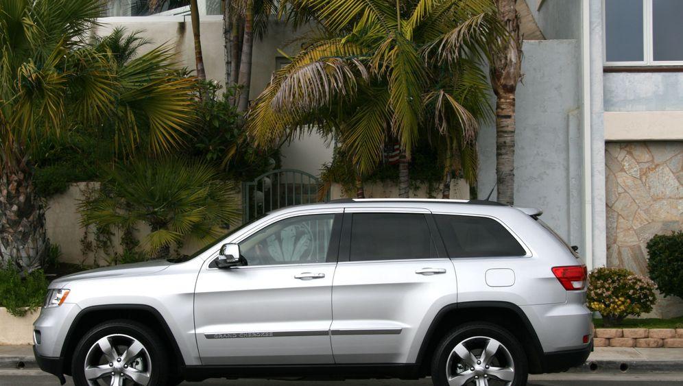 Jeep Grand Cherokee: Neustart mit dem Nobel-SUV
