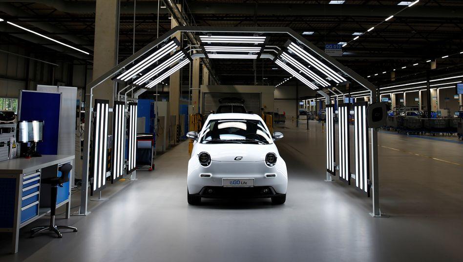 e.Go Life: Das Elektroauto sieht mit neuem Investor nun doch Licht am Ende des Insolvenz-Tunnels