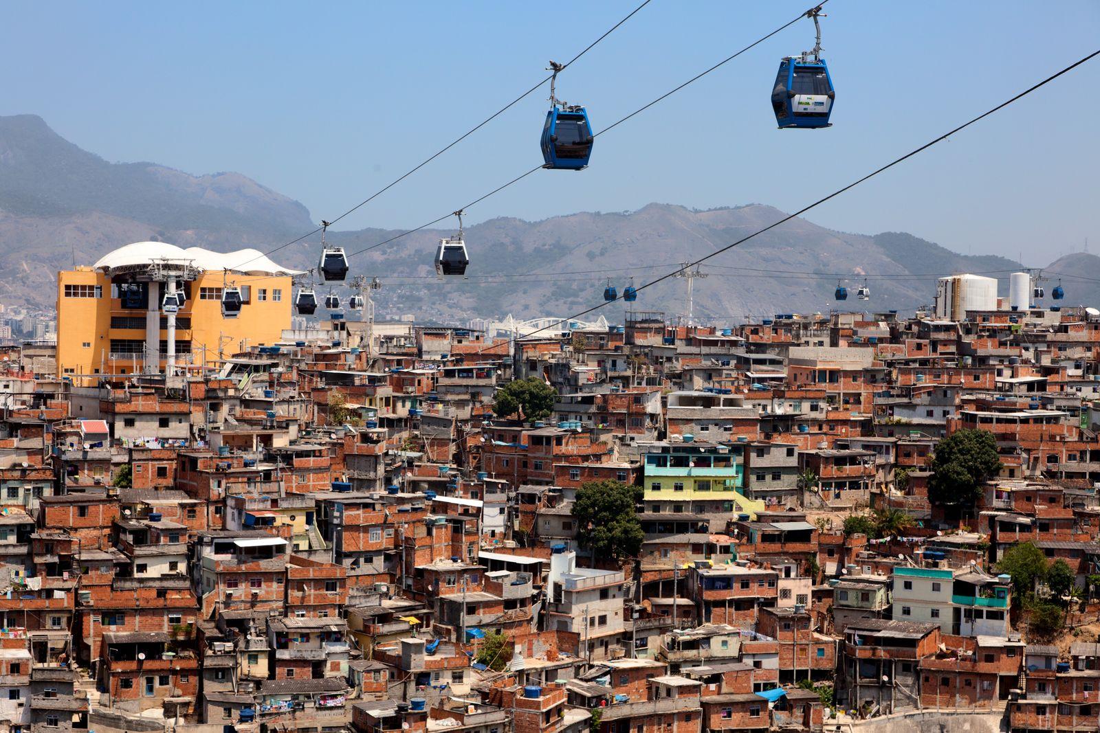 Rio de Janeiro / Brasilien / Rio de Janeiro