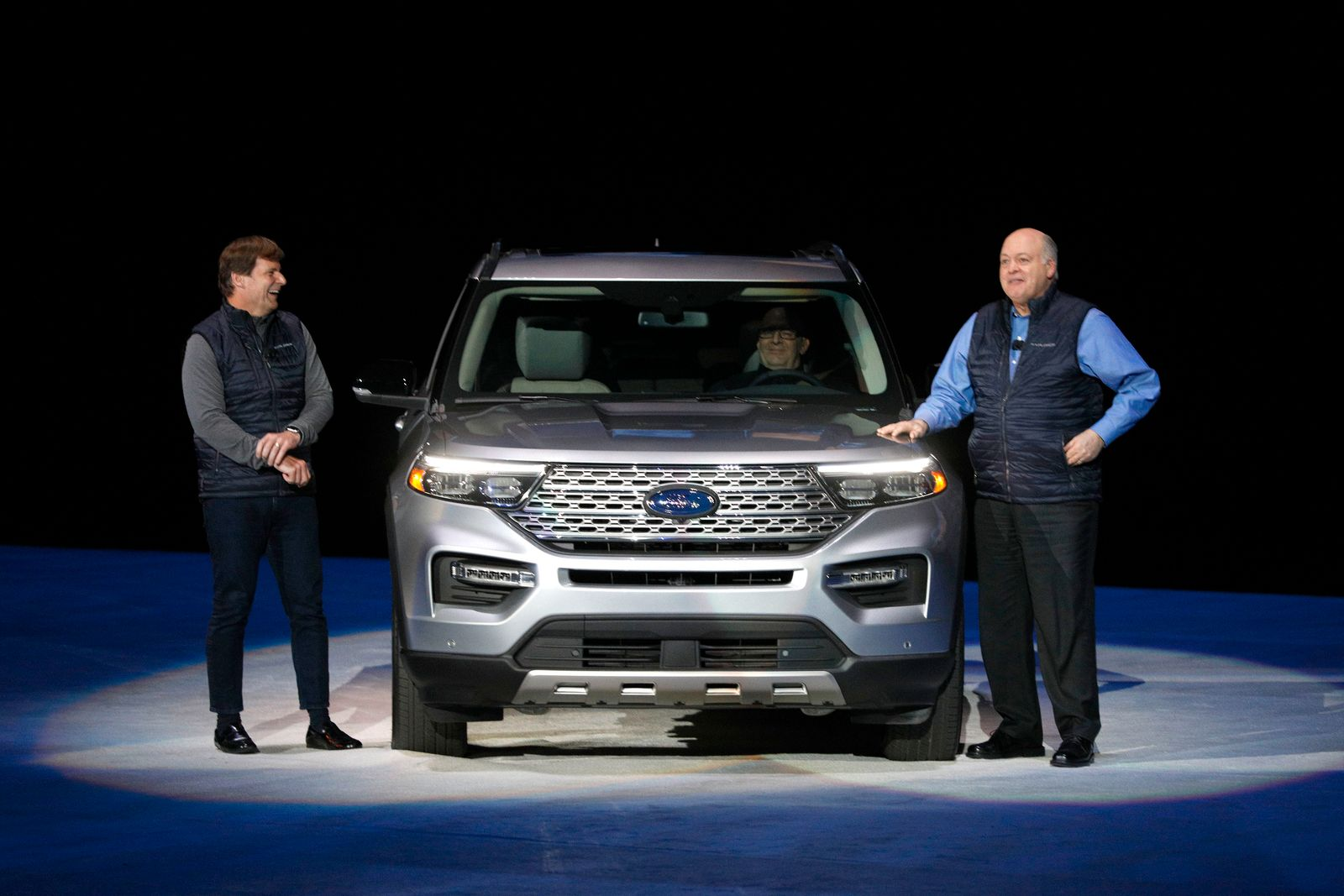 Ford Unveils Its 2020 Explorer In Detroit Ahead Of The North American International Auto Show