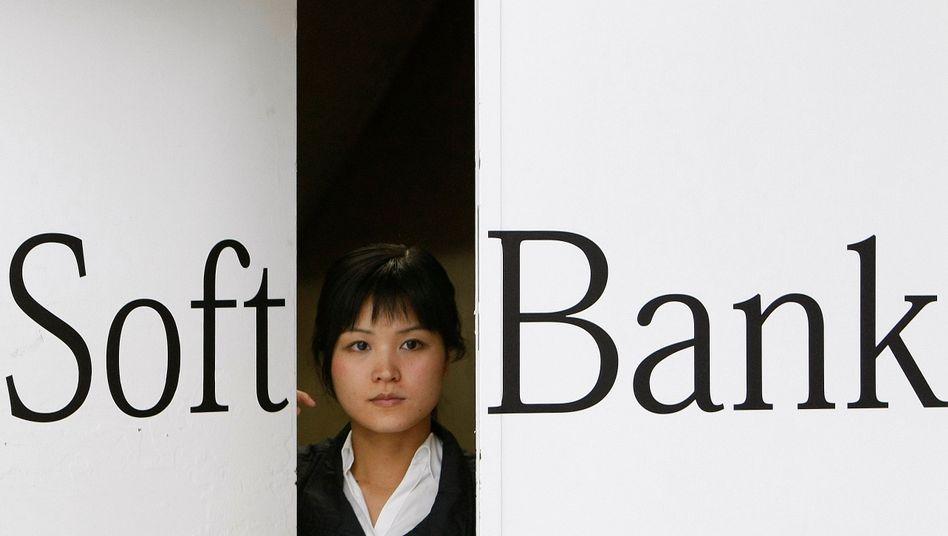Softbank ist bereits mehrheitlich am US-Mobilfunker Sprint beteiligt