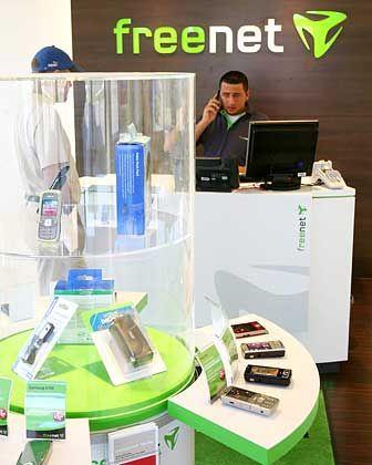 Schwache Zahlen:Freenet mit Gewinnrückgang