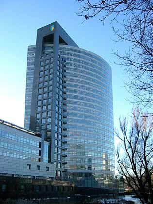 ABN-Amro-Zentrale in Amsterdam: Ungewöhnliche Briefe von Großaktionären eingegangen