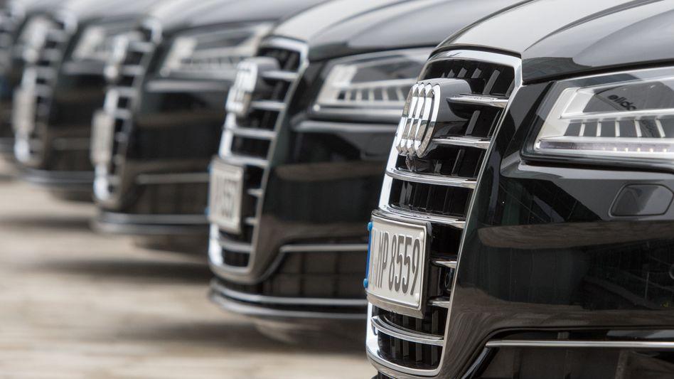 Noch bis 2018 hat Audi offenbar Autos ausgeliefert, deren Abgasreinigung manipuliert worden war