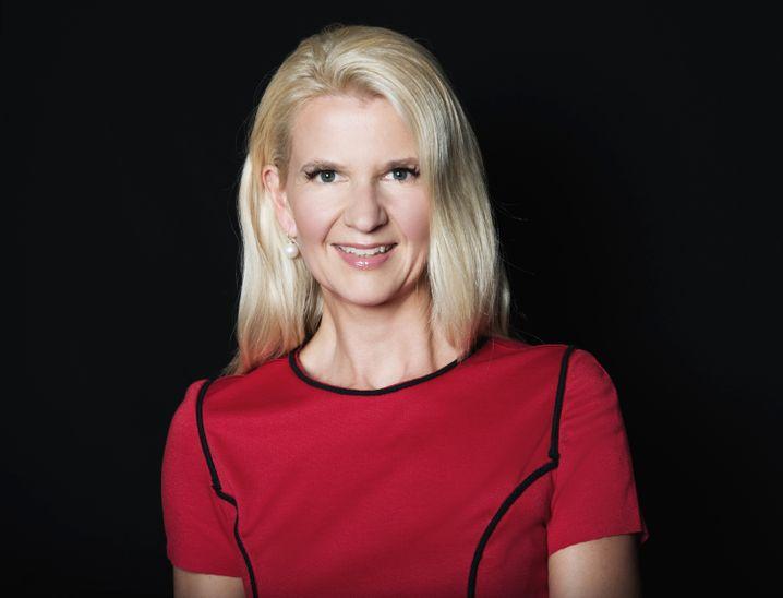 Christiane Wolff ist Chief Corporate Communications Officer von Serviceplan