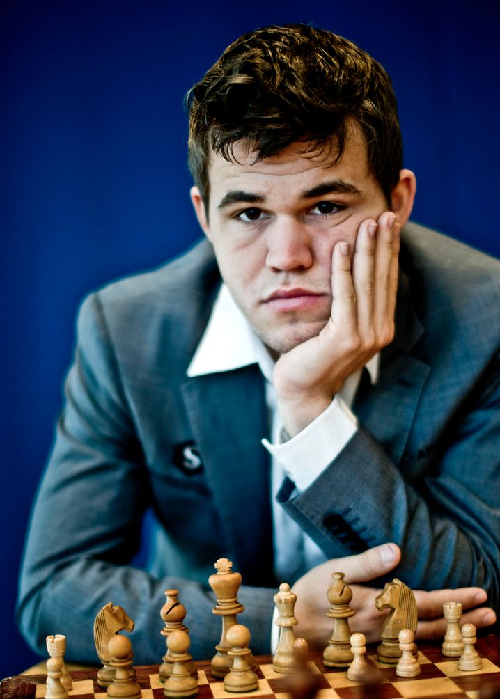 Nerd oder Nicht-Nerd: Weltmeister Carlsen kann's egal sein