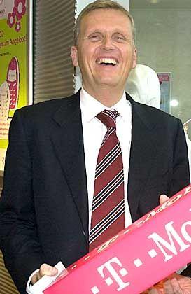 Neuer Telekom-Chef: Kai-Uwe Ricke