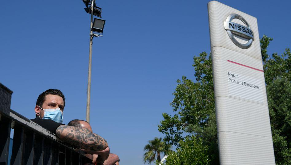 Nissan will seine Fabrik in Barcelona schließen