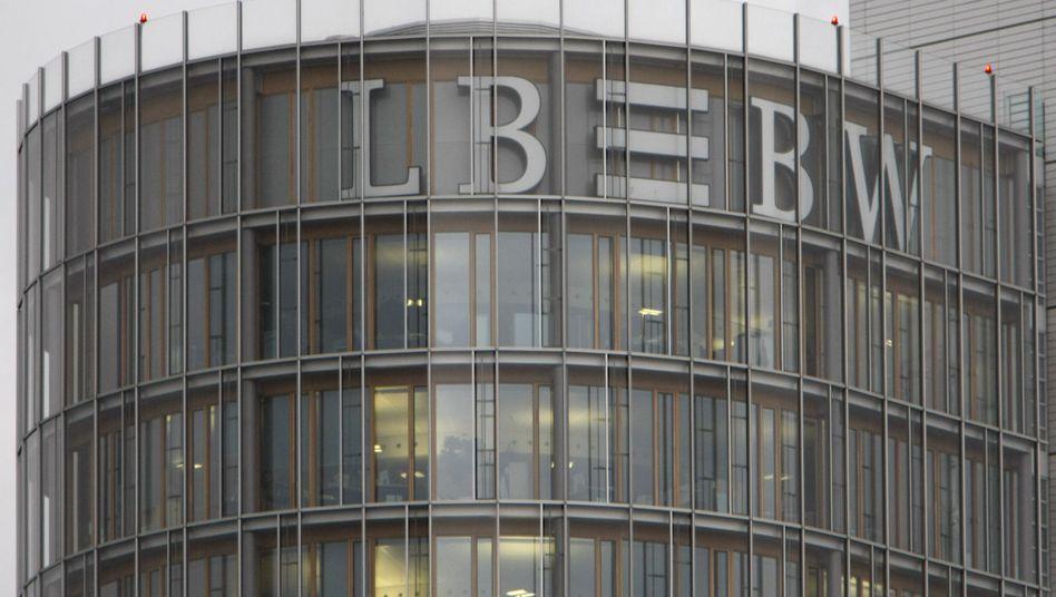 LBBW in Stuttgart: Uslar soll das Amt spätestens im Oktober antreten