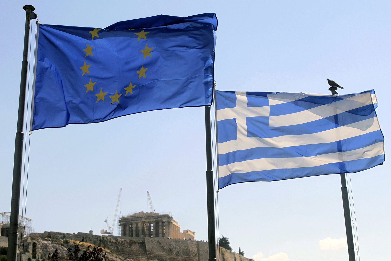 Negotiations between Greek Government and its lenders continue in