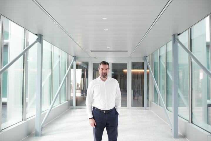 Nimmt Niederlagen nicht persönlich: Siegfried-CEO Wolfgang Wienand