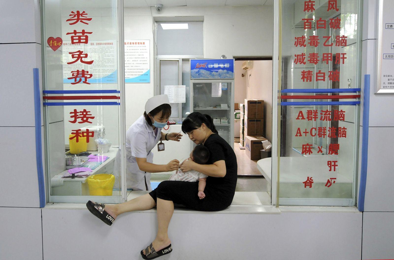 Impfskandal/ China