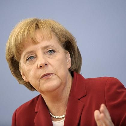 Kanzlerin Merkel: Mutige, womöglich unpopuläre Reformen sind ihre Sache nicht