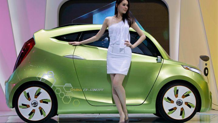 Peking verschärft Regeln: So wollen VW und Co. Chinas Elektroauto-Quote überleben