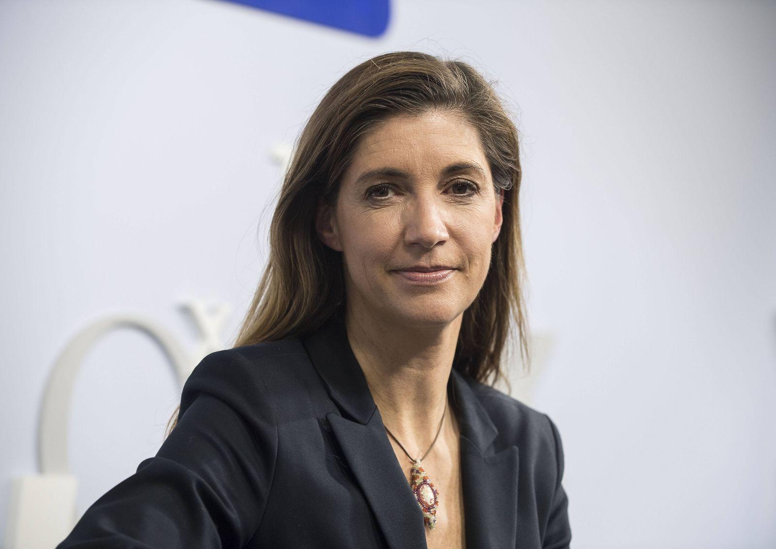 Christiane ZU SALM Christiane KOFLER Deutschland Medienunternehmerin am 21 10 2016 Frankfurter