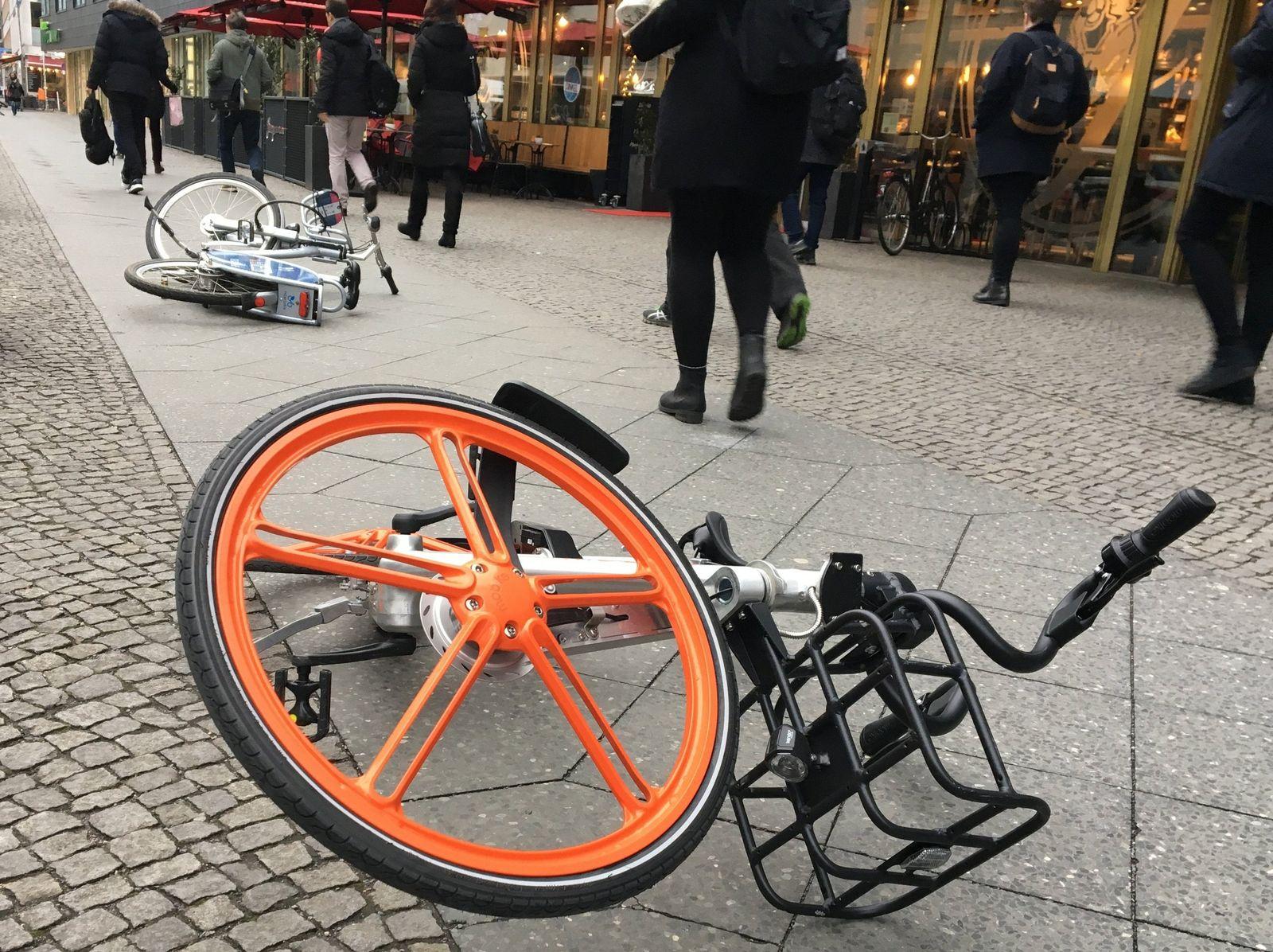 Bike-Sharing/ Berlin