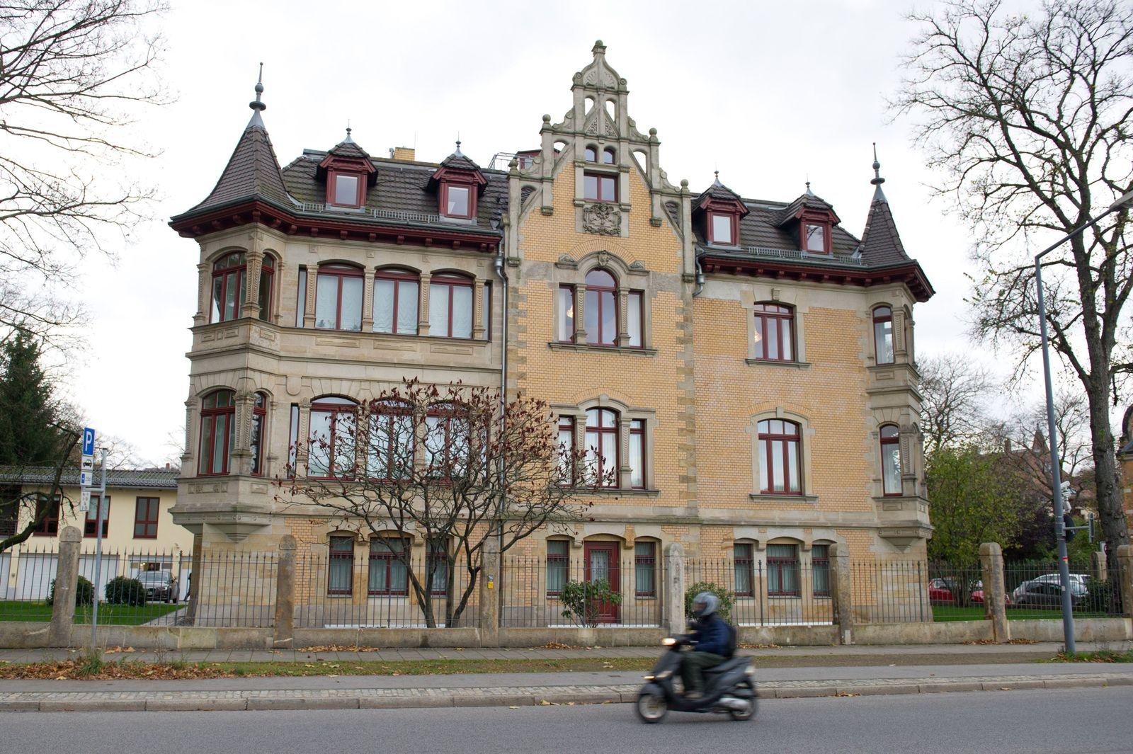 Infinus / Dresden / Villa