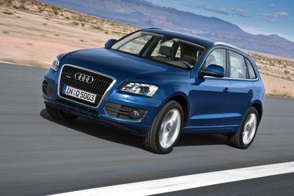 Audi Q5: Gerade erst eingeführt, schon mit Abschlag verkauft