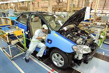 Gute Aussichten: Für die Industrieproduktion Japans zeigt sich Goldman Sachs am optimistischsten