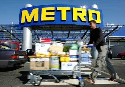 Metro: Das Auslandsgeschäft stützt den Lebensmittel-Umsatz