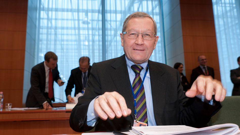 """""""Positive Wirkung"""": EFSF-Chef Klaus Regling sieht Portugal und Irland auf gutem Weg"""