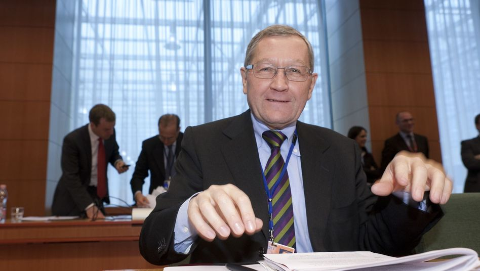Mehr Aufgaben, mehr Mitarbeiter: EFSF-Chef Klaus Regling
