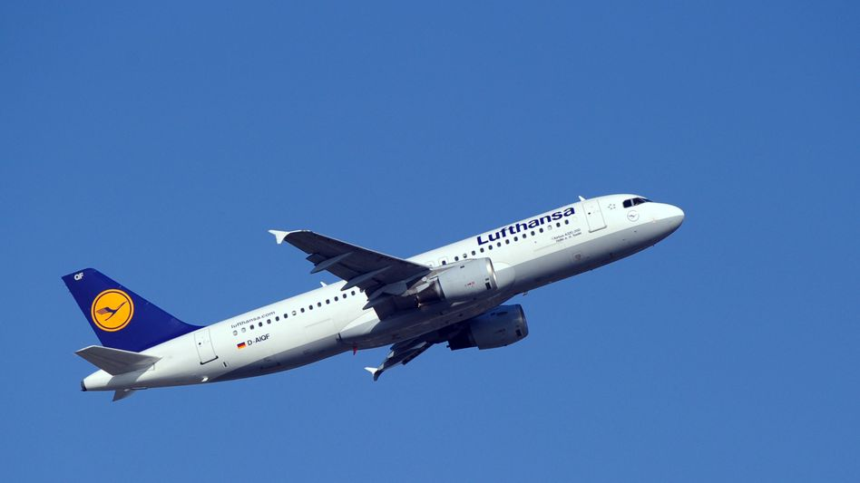 Lufthansa: Nummer 1 in Europa
