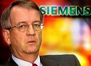 """""""Wir schlagen uns ganz gut."""" Siemens-Chef von Pierer"""