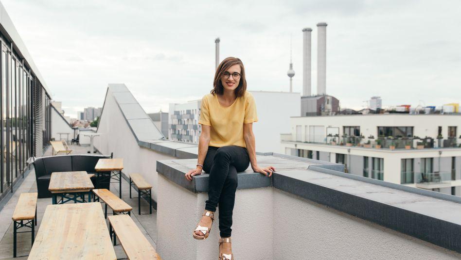 Raffaela Rein (31), Gründerin von CareerFoundry
