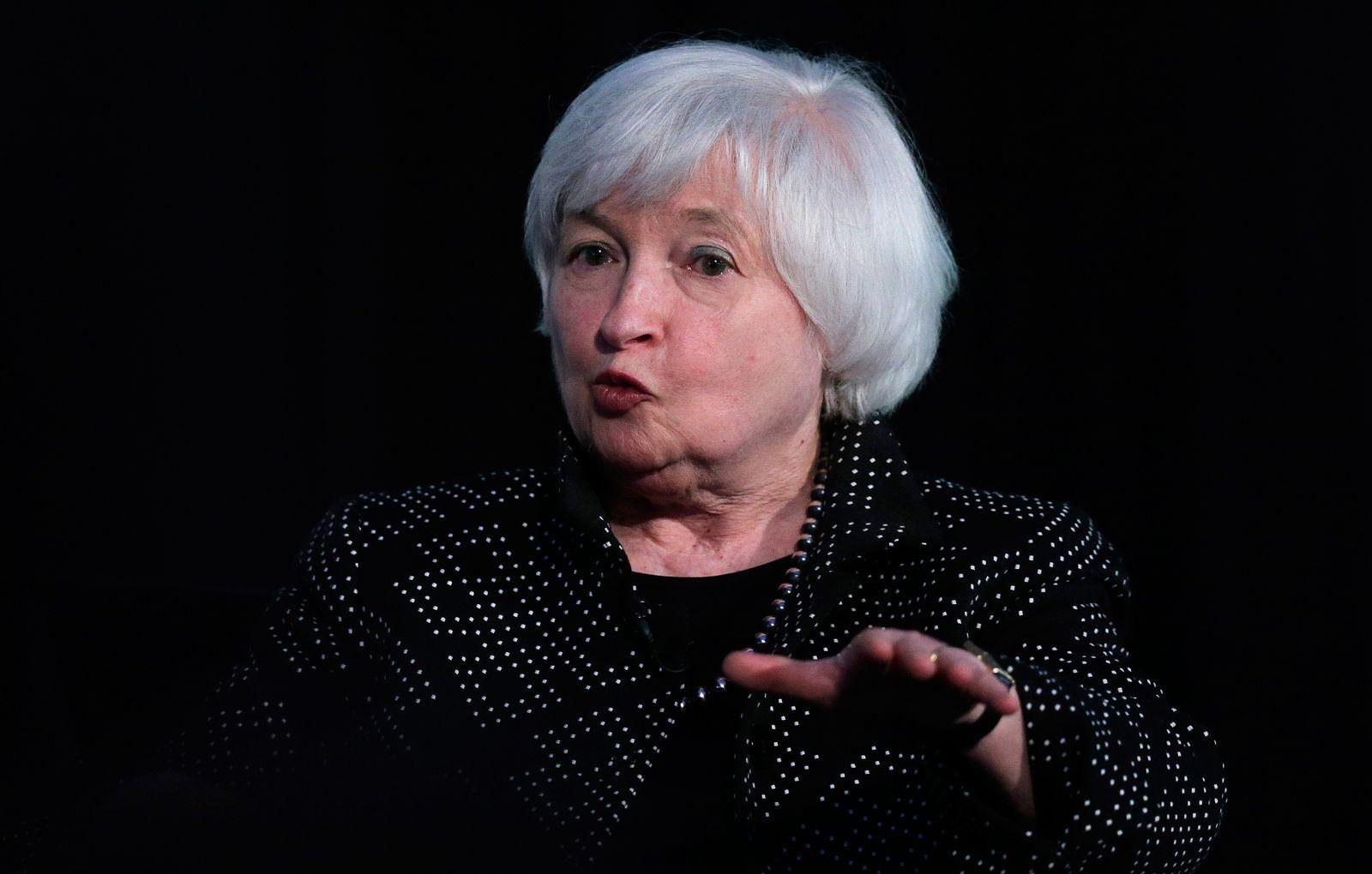 Fed / Janet Yellen