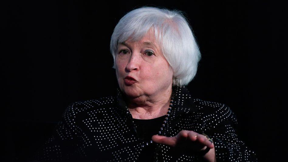 US-Notenbank-Chefin Janet Yellen wird heute gegen 20 Uhr (MESZ) die Leitzinsen in den USA anheben, das gilt unter Experten als sicher