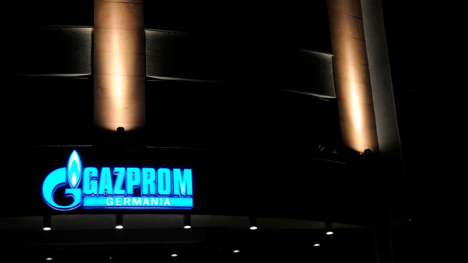 Gazprom-Filiale in Berlin: Von St. Petersburg nach Walluf