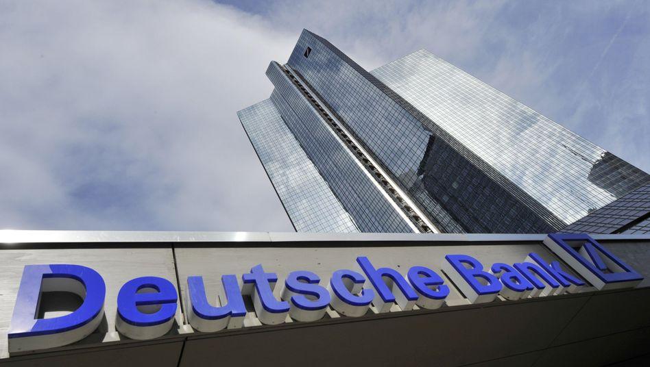 "Deutsche-Bank-Zentrale: Aus den Zwillingstürmen wurden ""Greentowers"""