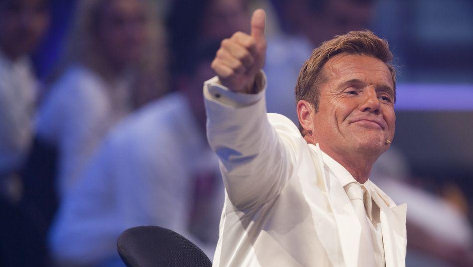 Gute alte Zeiten: Bei der RTL-Show DSDS mit Dieter Bohlen läuft es nicht mehr so rund