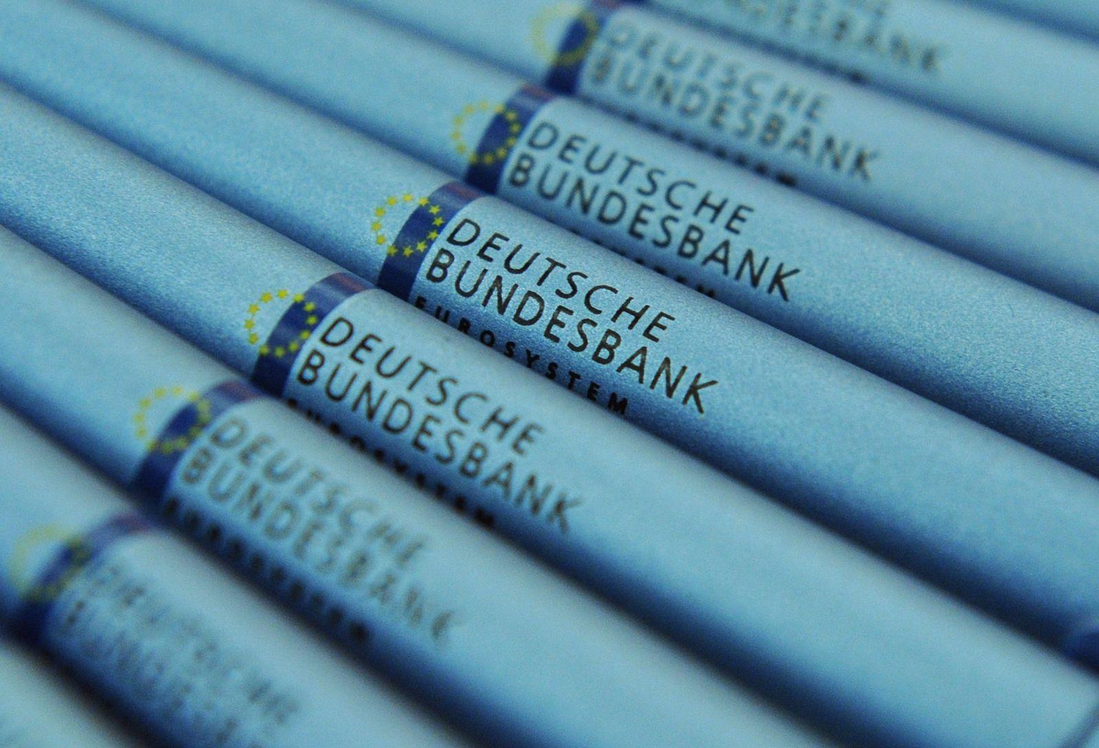 Deutsche Bundesbank / Geld / Euro